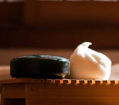 おすすめ石鹸 あきゅらいず/泡石(ほうせき)