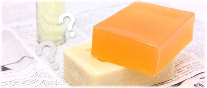 「石鹸」には種類さまざま!好みの石鹸を選ぼう