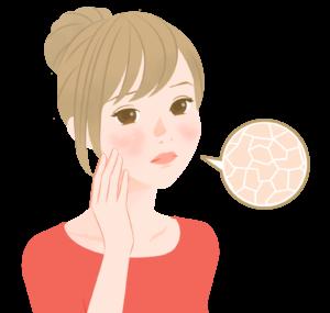お肌の乾燥が気になる方は・・・「保湿効果」のあるオールインワンジェルを選ぼう