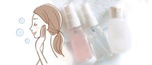 50代は 「保湿成分」が多く含まれた基礎化粧品で、乾燥対策をしっかりする