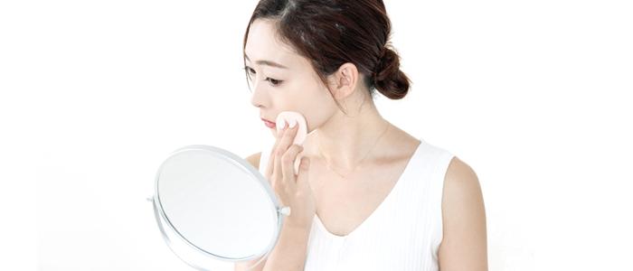 40代の人は 「お肌の悩み」にあった基礎化粧品を選ぼう