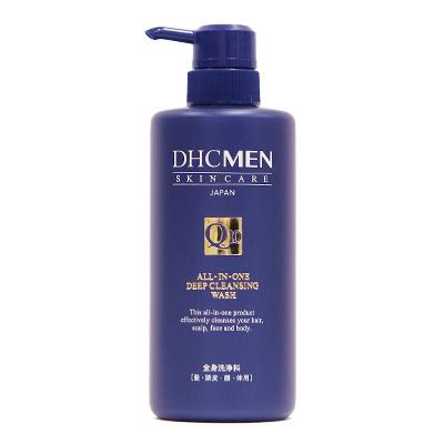 1本でサッパリ洗い上げる DHC MEN オールインワンディープクレンジングウォッシュ