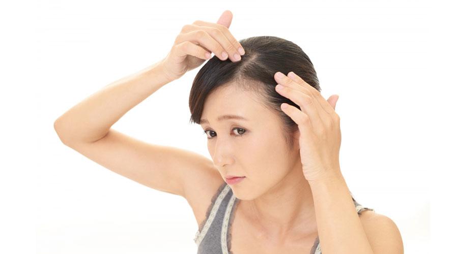 50代になると髪の毛の悩みも変化してきます