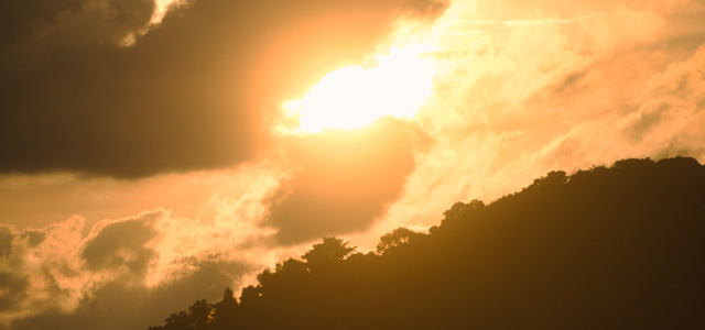 乾燥肌の原因は紫外線