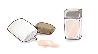 化粧下地は自分の肌の皮脂分泌量に合わせて選ぶのがおすすめ