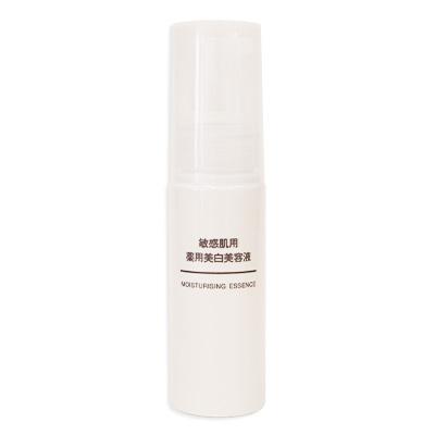 シンプルケアの無印良品薬用美白美容液