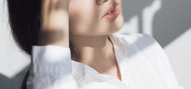 肌荒れには紫外線ケアが大切